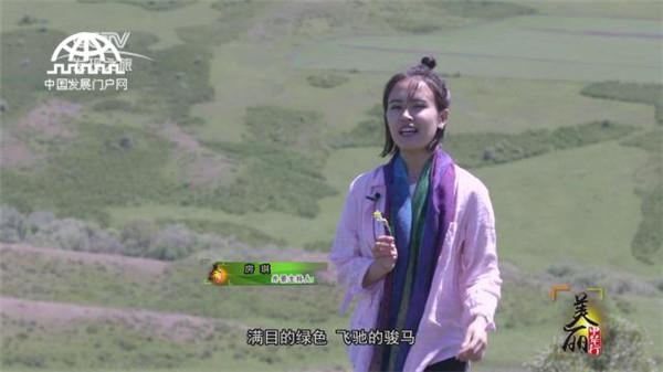 美丽中华行之云上的草原,天边的净土