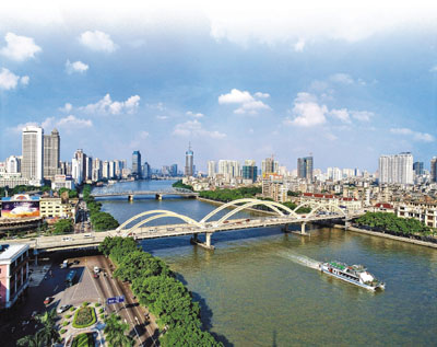 媒体称大珠三角都市圈将纳入国家发展战略