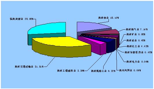 2008年中国海洋经济统计公报