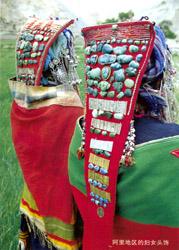 藏族情趣的审美服饰--中国发展门户网客淘情趣用品图片