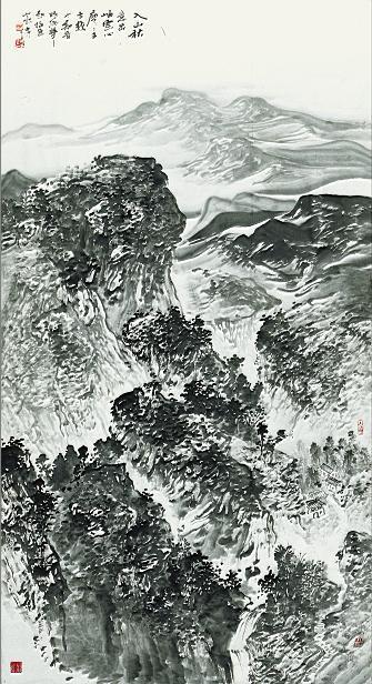 水墨画用什么笔-中国发展门户网 www.chinagate.cn 2009 年 07 月 20 日  来源: 藏界图