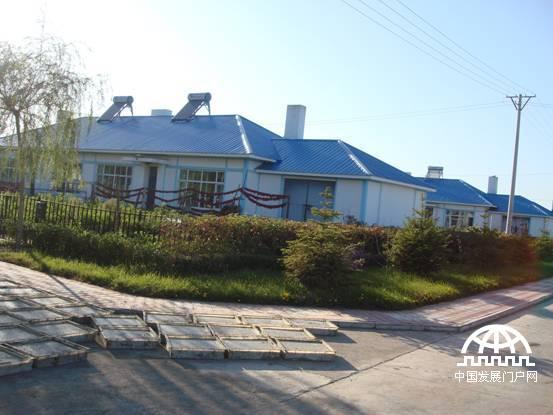 新农村,新房屋