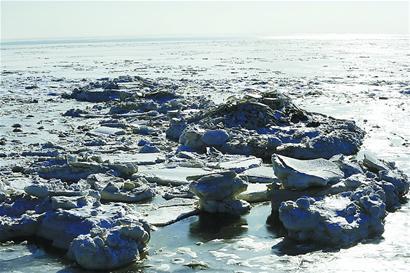 山东渔业因海冰直接损失超10亿元