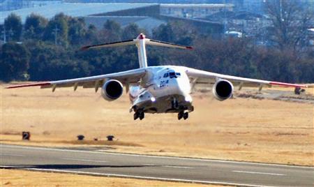 学者:日本军用大飞机领先一步 中国不能急躁