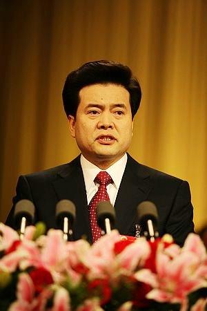 自治区主席王正伟向大会作政府工作报告。