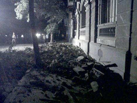 智利强震已致至少64人遇难(组图)