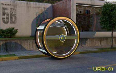 简单四轮车设计图