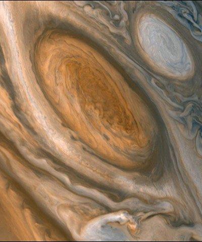 神秘太阳系之旅 木星大红斑风暴持续数百年(图)
