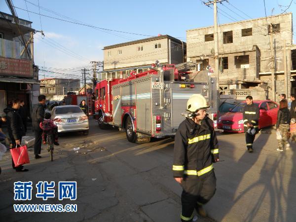 北京大兴区旧宫镇发生火灾 17人遇难24人受伤