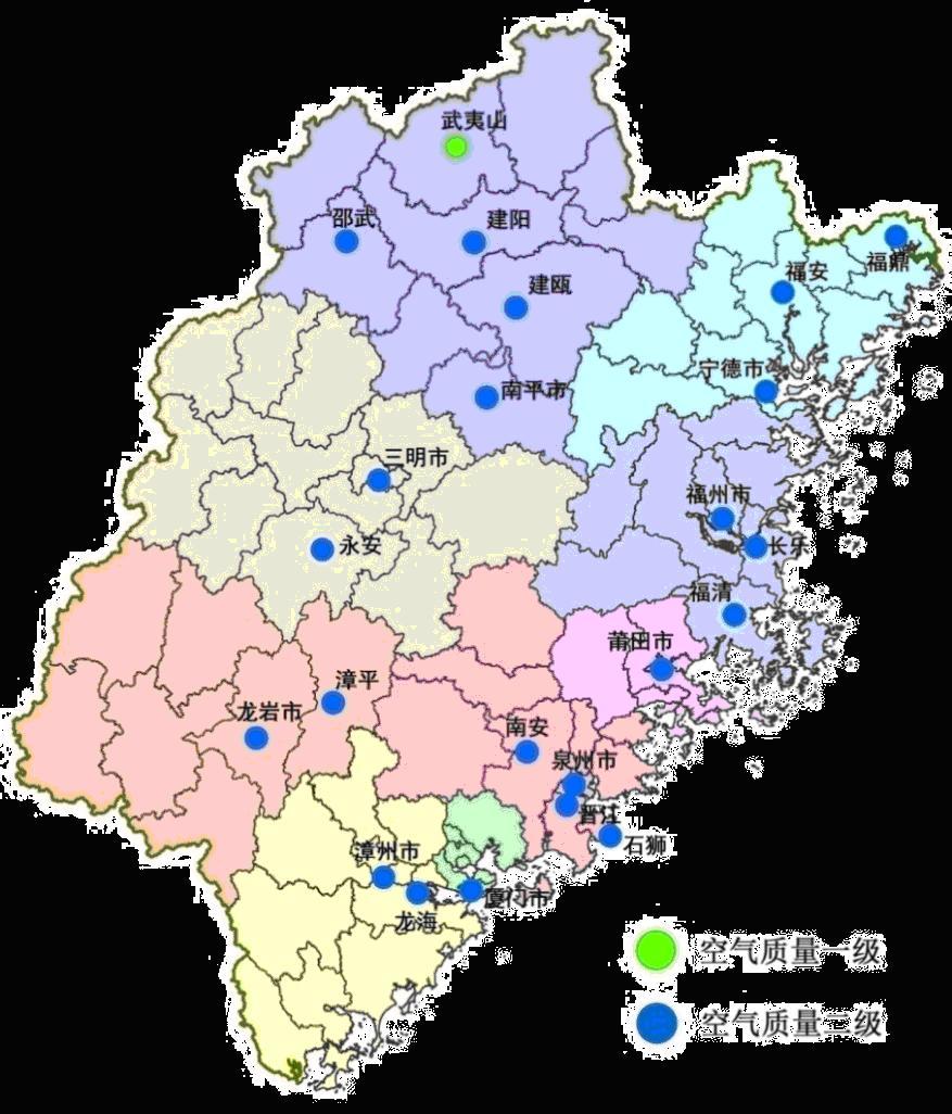 福建省地图_福建省地图高清版