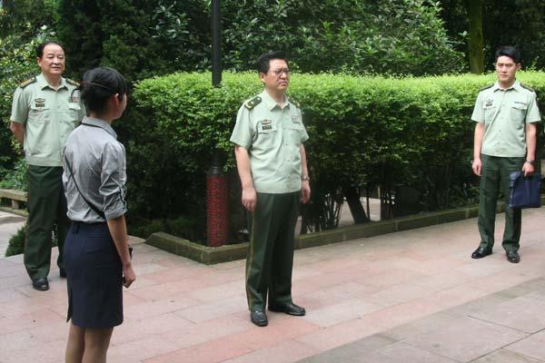 公安部警卫局副局长 政治委员张智文最新职务