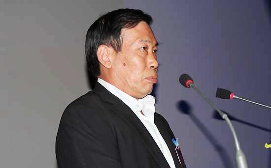 齐平景出席首届国际文化产业大会(组图)_中国