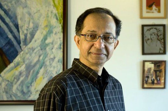 图为新任世行首席经济学家兼高级副行长考希克·巴苏。(资料图片)