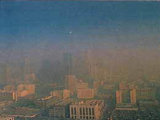 1943年洛杉矶烟雾事件