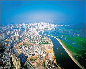 中国城市群发展指数报告出炉 珠三角排第一