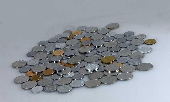 央行规定,将推行一元以下小面额货币硬币化