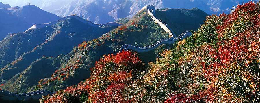 八达岭长城,国家5A级旅游景区,该段长城地势险峻,居高临下,是明代重要的军事关隘和首都北京的重要屏障,史称天下九塞之一,是万里长城的精华,在明长城中,独具代表性。