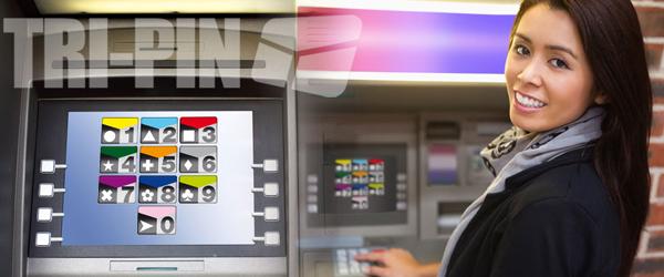 英国一发明家近日开发了一款安全等级更高的密码键盘,能够应用在ATM机、电脑、手机等多种设备上,有效防止用户的密码被盗。[Tri-Pin官网]