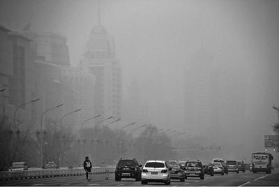 1月份京津冀重污染天气超四成