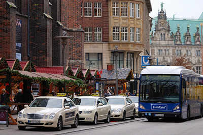 德国最拥堵城市排名/图