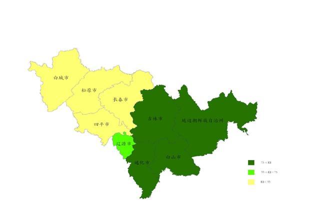 2013年吉林省环境状况公报/全文