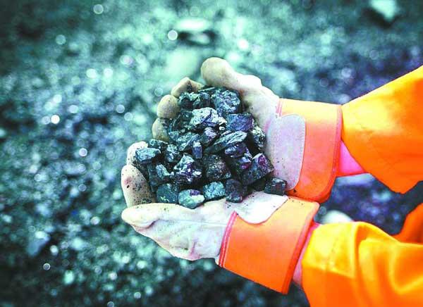 中国一次能源结构煤炭占67%