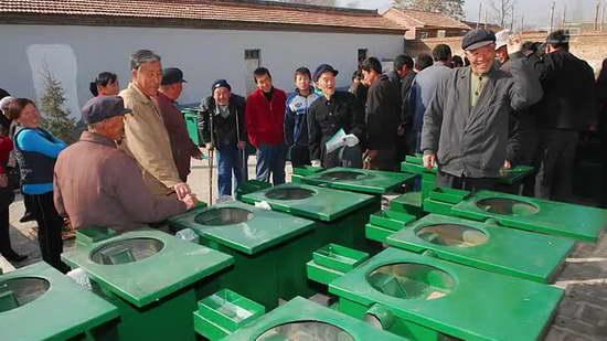 中国政府与世行合作 普及清洁炉灶 减少健康危害