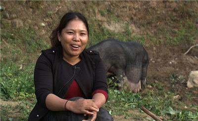 赵菲:她要全村男人都回乡