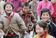 2010年中国近四成儿童受人口流动影响。
