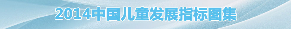 专题:2014中国儿童发展指标图集