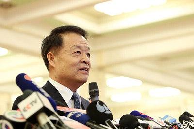 杨传堂:出租车管理指导意见上半年公布[组图]
