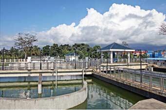赤道几内亚马拉博污水处理厂