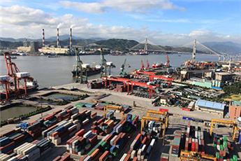 2015年一季度中国对外贸易发展情况
