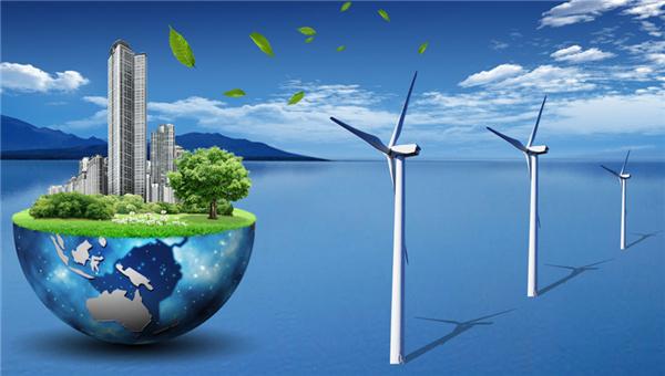 绿色环保产业正在取代高污染和高消耗产业