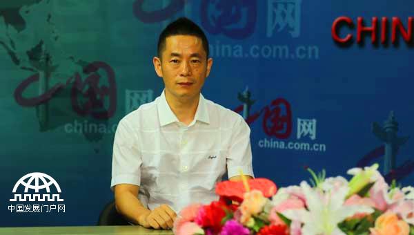 阿里巴巴集团副总裁、农村淘宝事业部总经理孙利军做客中国网《中国访谈》
