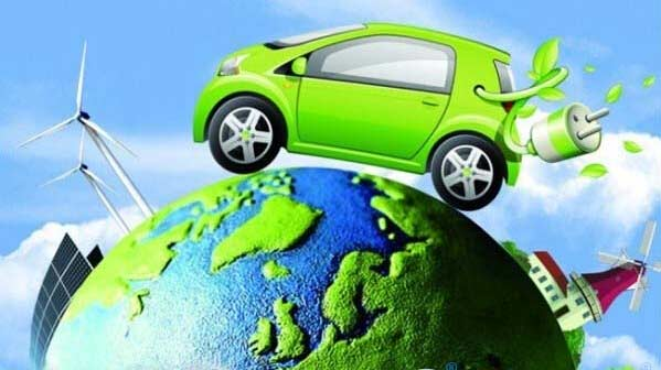 中国政府推动绿色低碳发展的系列举措