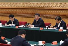 习近平:做焦裕禄式的县委书记 心中有党心中有民心中有责心中有戒