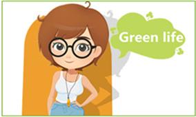 马小姐的绿生活