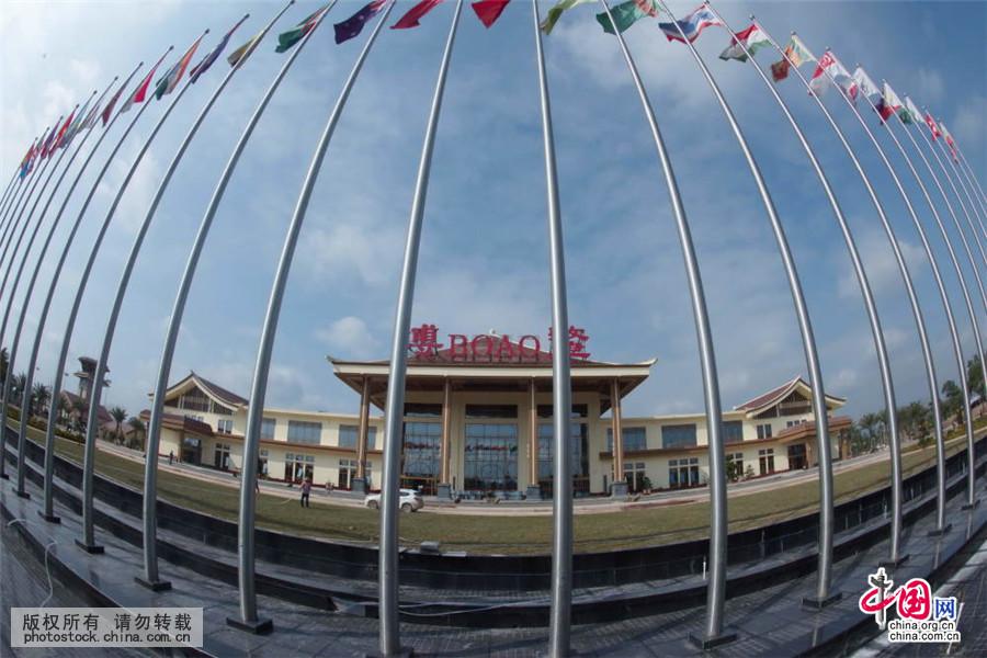 海南琼海:博鳌机场校飞成功即将通航