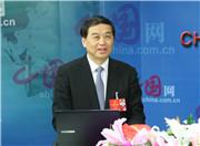 """扬州市长朱民阳:展望""""十三五"""" 打造""""强富美高""""新扬州"""