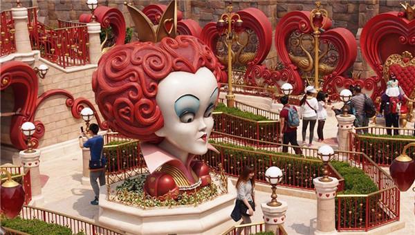 走进内测中的上海迪士尼乐园
