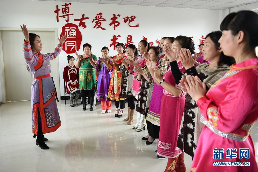赫哲族的第三次变迁:多业并举,传承文化_中国