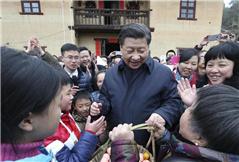 习近平春节前夕赴江西看望慰问广大干部群众