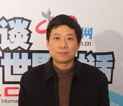 中国科学院科技政策与管理科学研究所研究员杨多贵