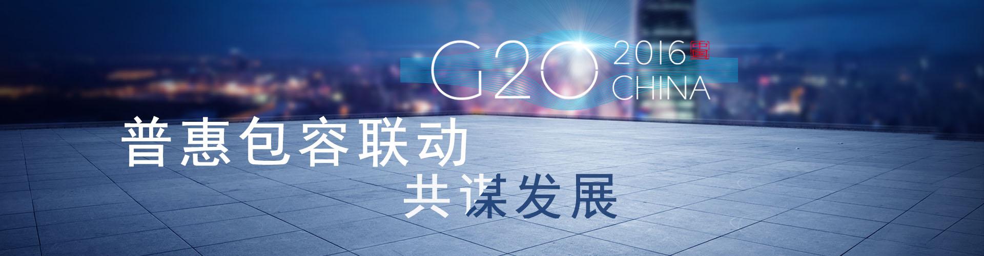 聚焦G20:普惠包容联动 共谋发展