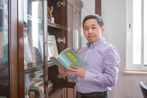 中国扶贫基金会秘书长刘文奎