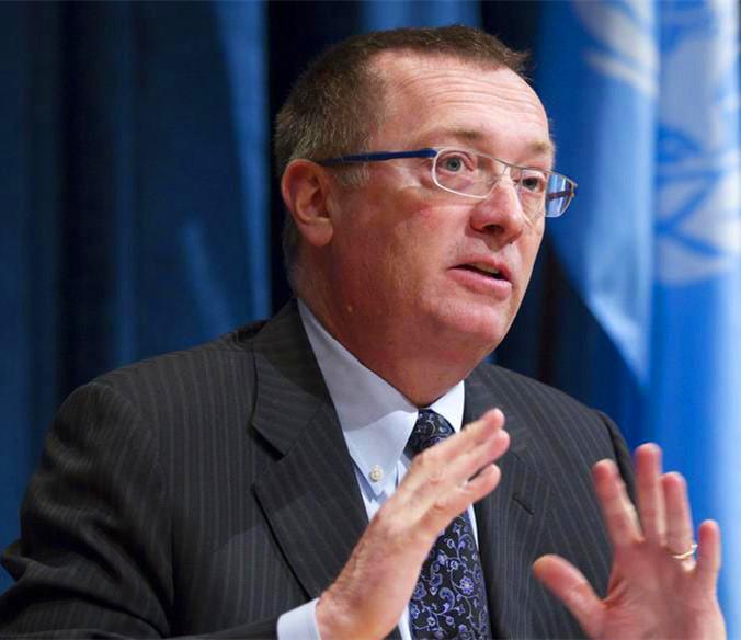 联合国副秘书长杰弗里·费尔特曼