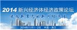 2014新兴经济体经济政策论坛