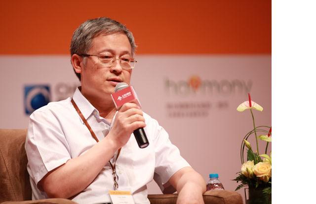 国务院发展研究中心农村经济研究部部长、研究员叶兴庆