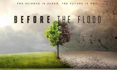 奥斯卡影帝莱昂,闫占和纳多携新片直击气候变化